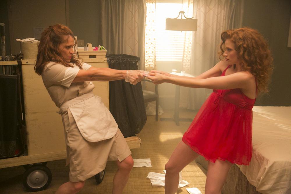 Room 104 HBO Dendrie Taylor, Sarah Hay