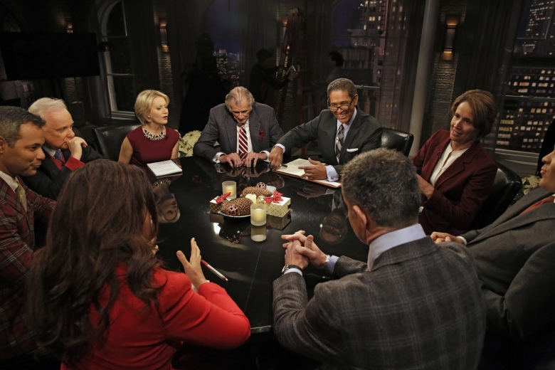"""""""Real Sports with Bryant Gumbel"""" Roundtable"""