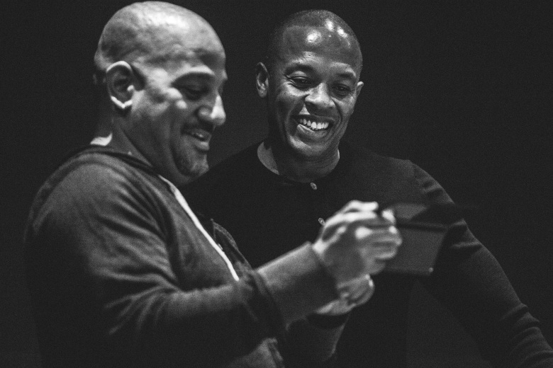 Allen Hughes and Dr. Dre - The Defiant Ones HBO