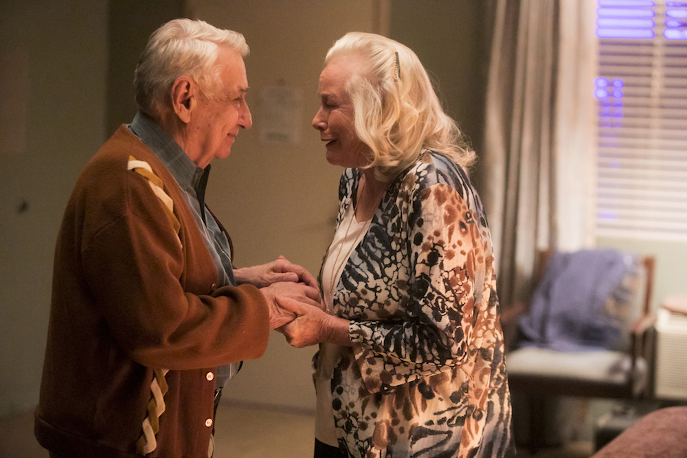 Room 104 HBO Phillip Baker Hall, Ellen Geer