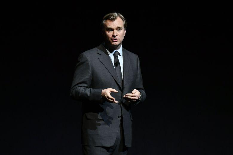 Christopher NolanWarner Bros. Pictures presentation, CinemaCon, Las Vegas, USA - 29 Mar 2017