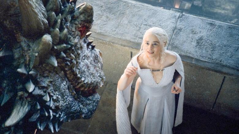 """Game of Thrones"" Season 5 Episode 2 Dany Dragon"
