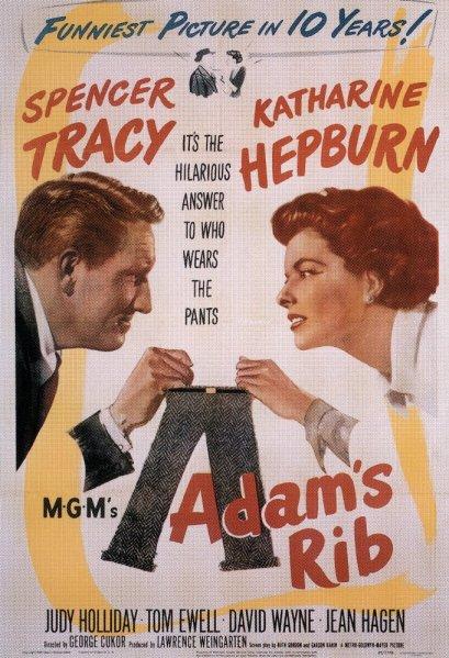 """Adam's Rib"" (1949)"