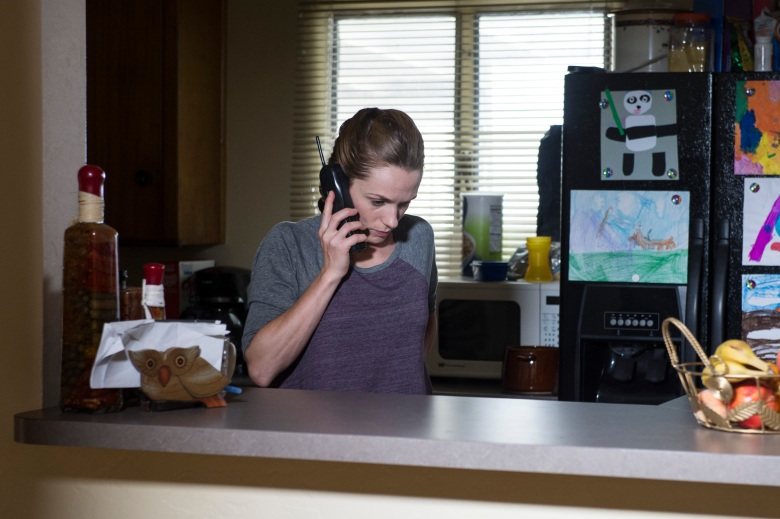 Kerry Condon as Stacey - Better Call Saul _ Season 1, Episode 8 - Photo Credit:Ursula Coyote/AMC