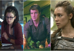 Best Sci-Fi Series 21st Century