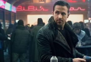 Ryan Gosling in Blade Runner 2049