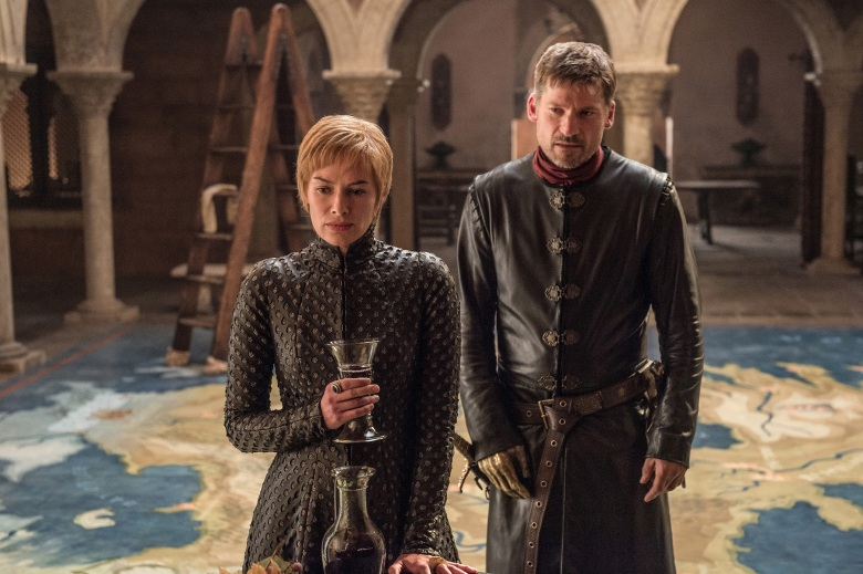 "Lena Headey and Nicolaj Coster-Waldau, ""Game of Thrones"""