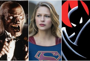 """Comic Book TV Shows: """"Tales From the Dark Side,"""" """"Supergirl"""" and """"Batman: The Animated Series"""""""