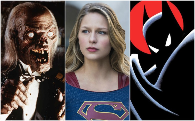 "Comic Book TV Shows: ""Tales From the Dark Side,"" ""Supergirl"" and ""Batman: The Animated Series"""