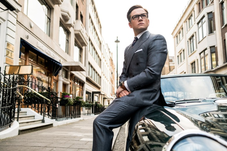 """Kingsman: The Golden Circle""- Taron Egerton"