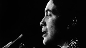 Dolores Huerta appears in Dolores by Peter Bratt, an official selection of the U.S. Documentary Competition at the 2017 Sundance Film Festival. © 2016 Sundance Institute.