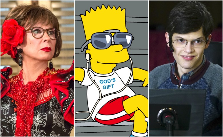 """""""One Day at a Time,"""" """"The Simpsons,"""" """"Speechless"""""""