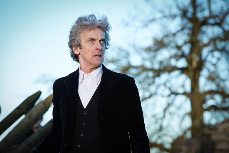"Peter Capaldi, ""Doctor Who"""