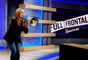 Full Frontal with Samantha Bee, Photo By Myles Aronowitz
