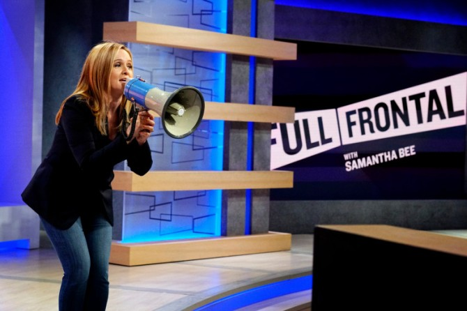 Full Frontal with Samantha Bee, Photo