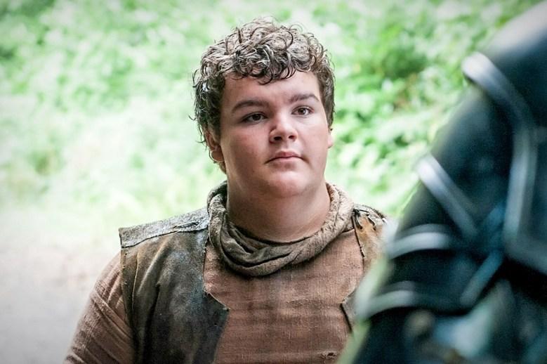 Game of Thrones Hot Pie Ben Hawkey