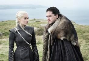 Game of Thrones Season 7 Episode 5 Daenerys Jon Snow