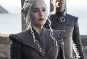 """Emilia Clarke, """"Game of Thrones"""""""