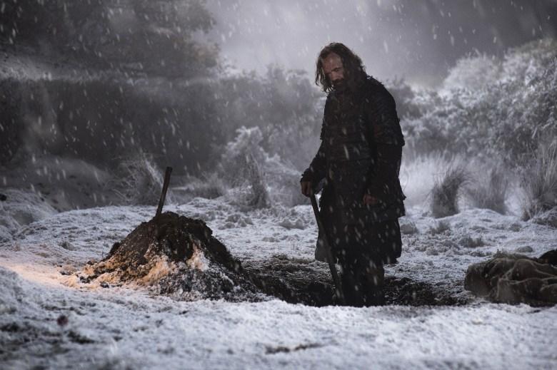 "Sandor Clegane, ""Game of Thrones"""