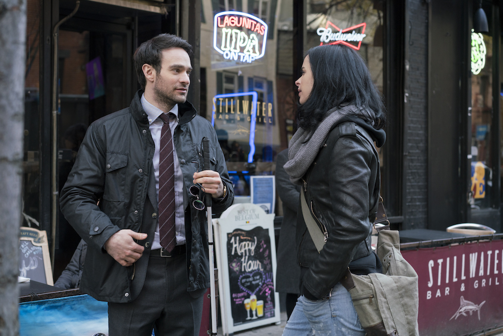 Marvel's The Defenders Charlie Cox