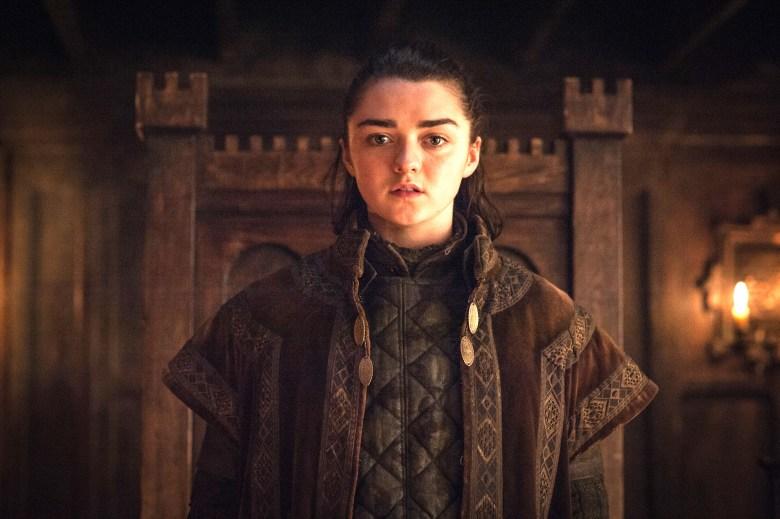 """Maisie Williams, """"Game of Thrones"""""""