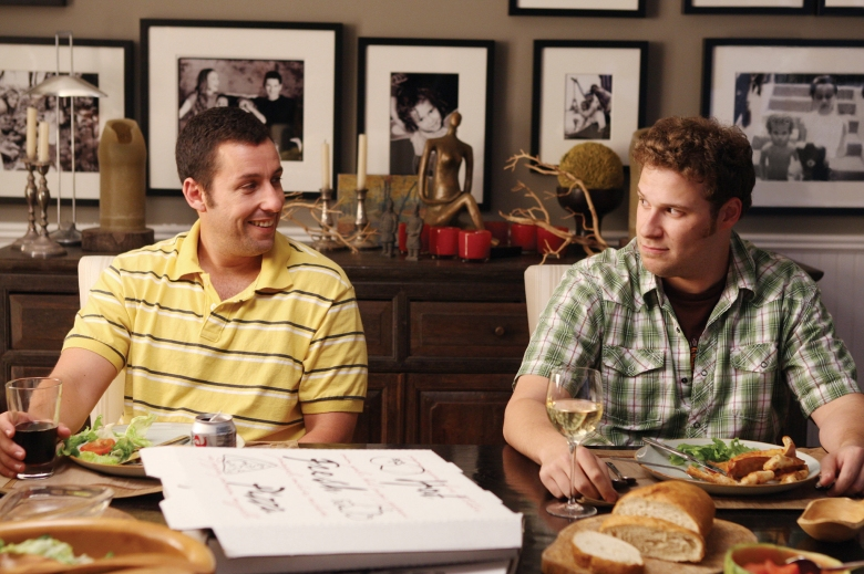 Funny People Is Adam Sandler and Judd Apatow's Underrated