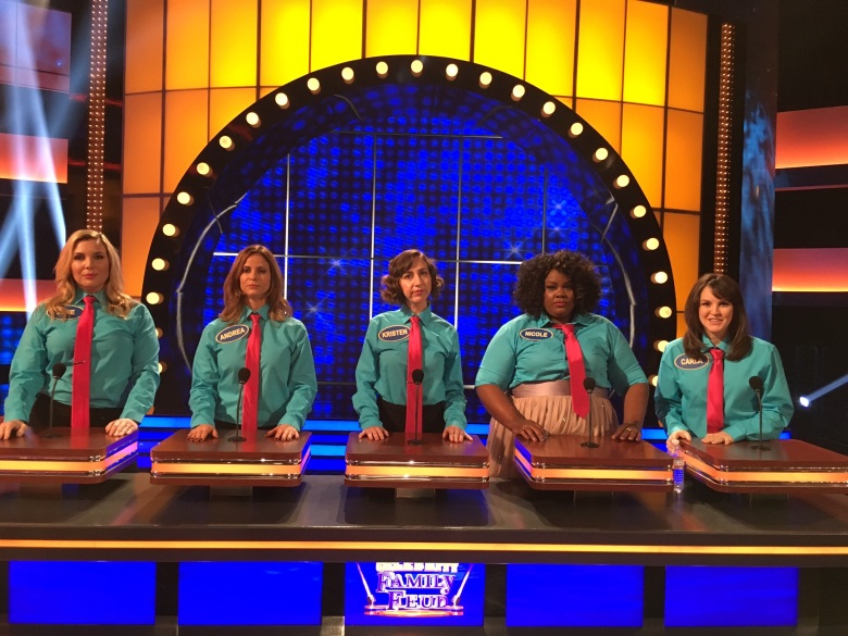 Celebrity Family Feud, Funny Gals