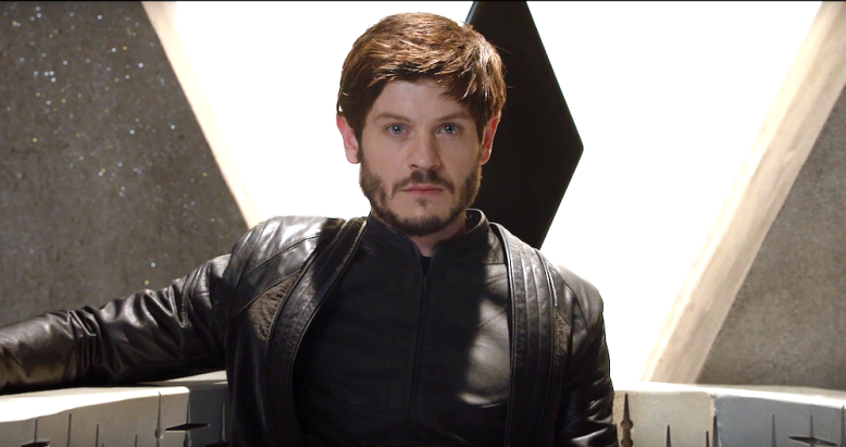 "Iwan Rheon, ""Marvel's Inhumans"""
