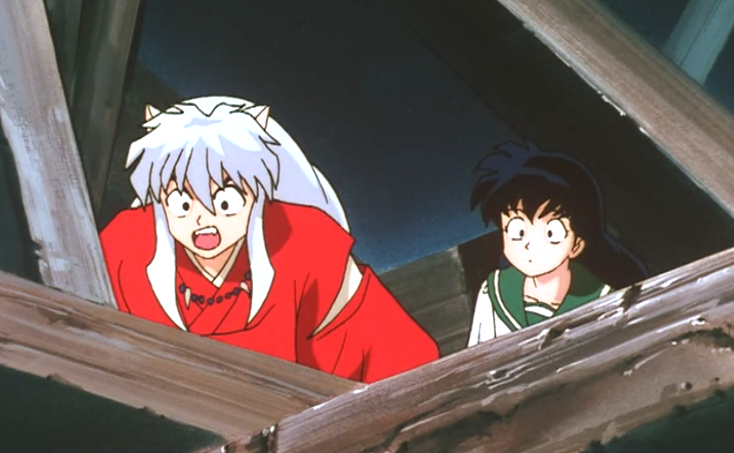 Something and comic inuyasha strip thank for
