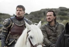 Jaime Bronn Game of Thrones Season 7 Episode 4