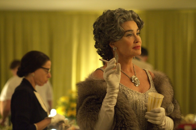 "No Merchandising. Editorial Use Only. No Book Cover UsageMandatory Credit: Photo by Kobal/REX/Shutterstock (8810906r)Jessica Lange""Feud"" TV series - 2017"