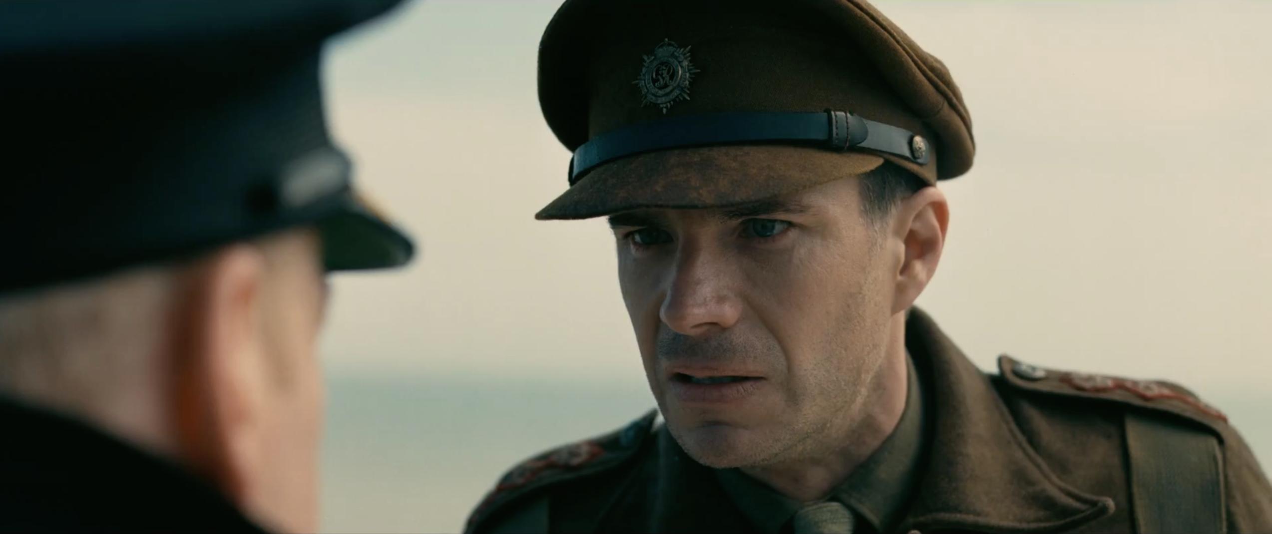 Sport Wallpaper James D Arcy: 'Dunkirk' Cast: Where You've Seen Christopher Nolan's