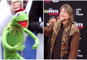 muppets kermit the frog jum henson