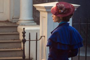 'Mary Poppins Returns' Screens, and Emily Blunt Lands In the Oscar Race