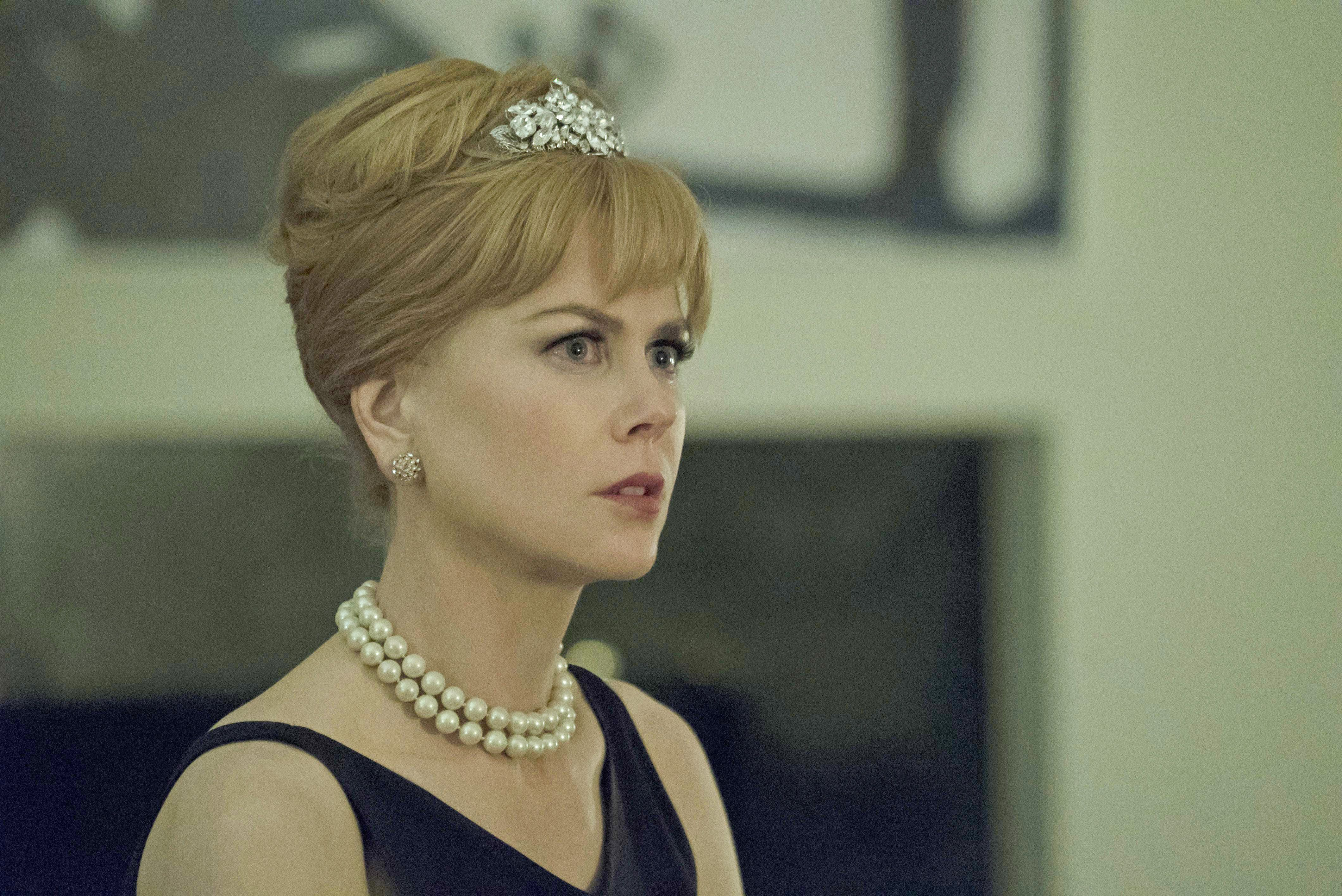 "No Merchandising. Editorial Use Only. No Book Cover UsageMandatory Credit: Photo by HBO/Kobal/REX/Shutterstock (8600459ac)Nicole Kidman""Big Little Lies"" TV series - 2017"