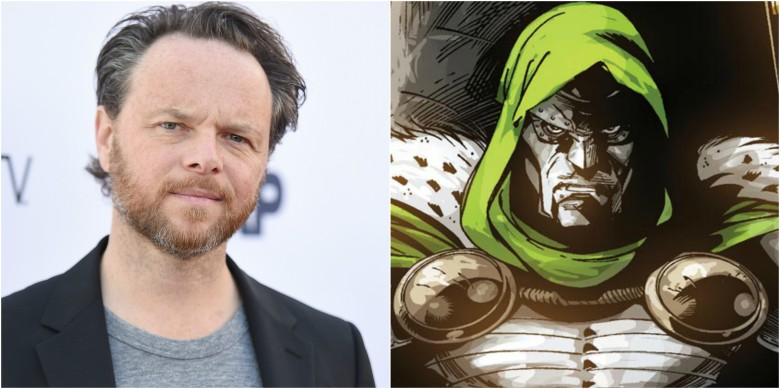 Noah Hawley and Doctor Doom