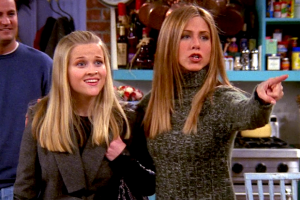'Friends' Almost Lost Jennifer Aniston Halfway Through Its First Season