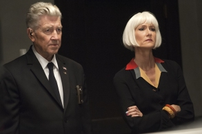 Twin Peaks 2017 Episode 9 Part 9 David Lynch Laura Dern