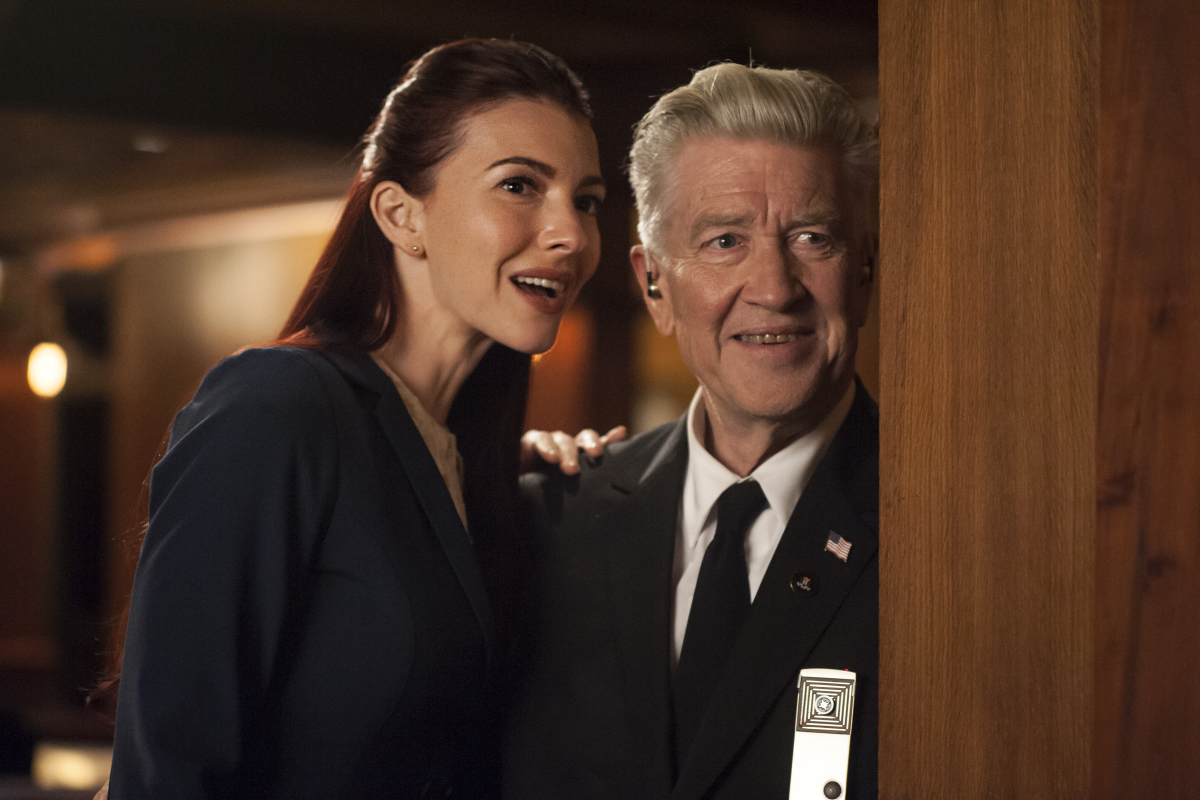 Twin Peaks Chrysta Bell David Lynch