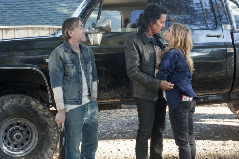 Twin Peaks 2017 Episode 9 Part 9 Tim Roth Kyle MacLachlan Jennifer Jason Leigh