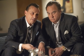 Twin Peaks Robert Knepper James Belushi
