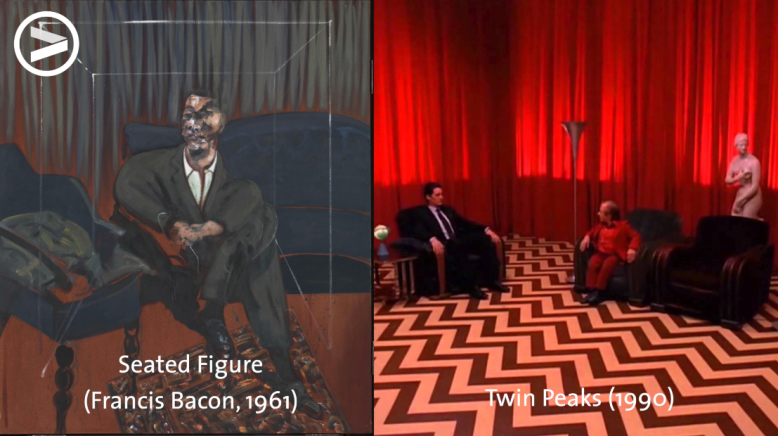 David Lynch And The Paintings That Inspire His Cinematic