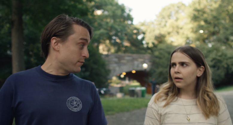kieran culkin mae whitman approaching a breakthrough