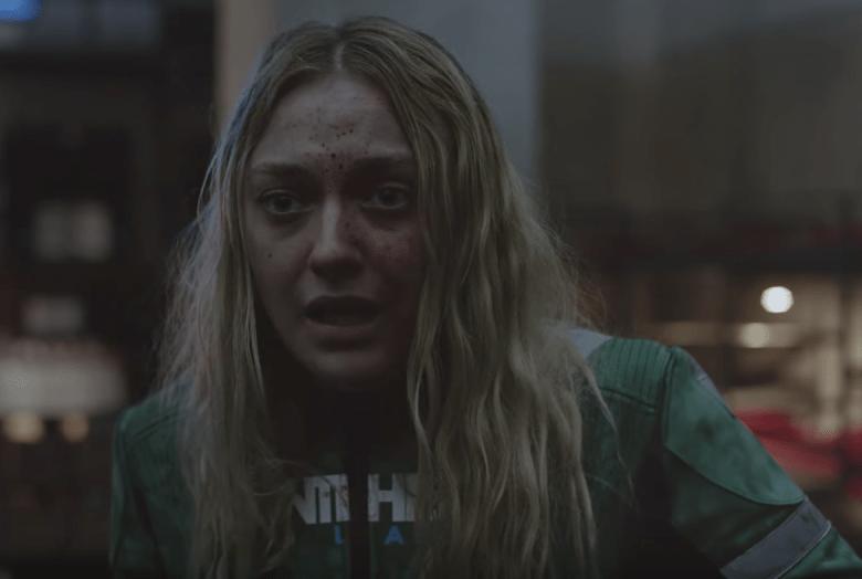 """Dakota Fanning in Neill Blomkamp's """"Zygote"""""""