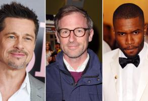 Brad Pitt, Spike Jonze, and Frank Ocean