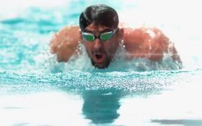 "Michael Phelps, ""Phelps vs. Shark"""