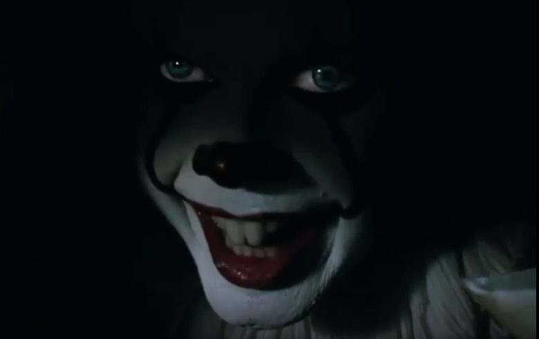 It Trailer: Stephen King and Pennywise