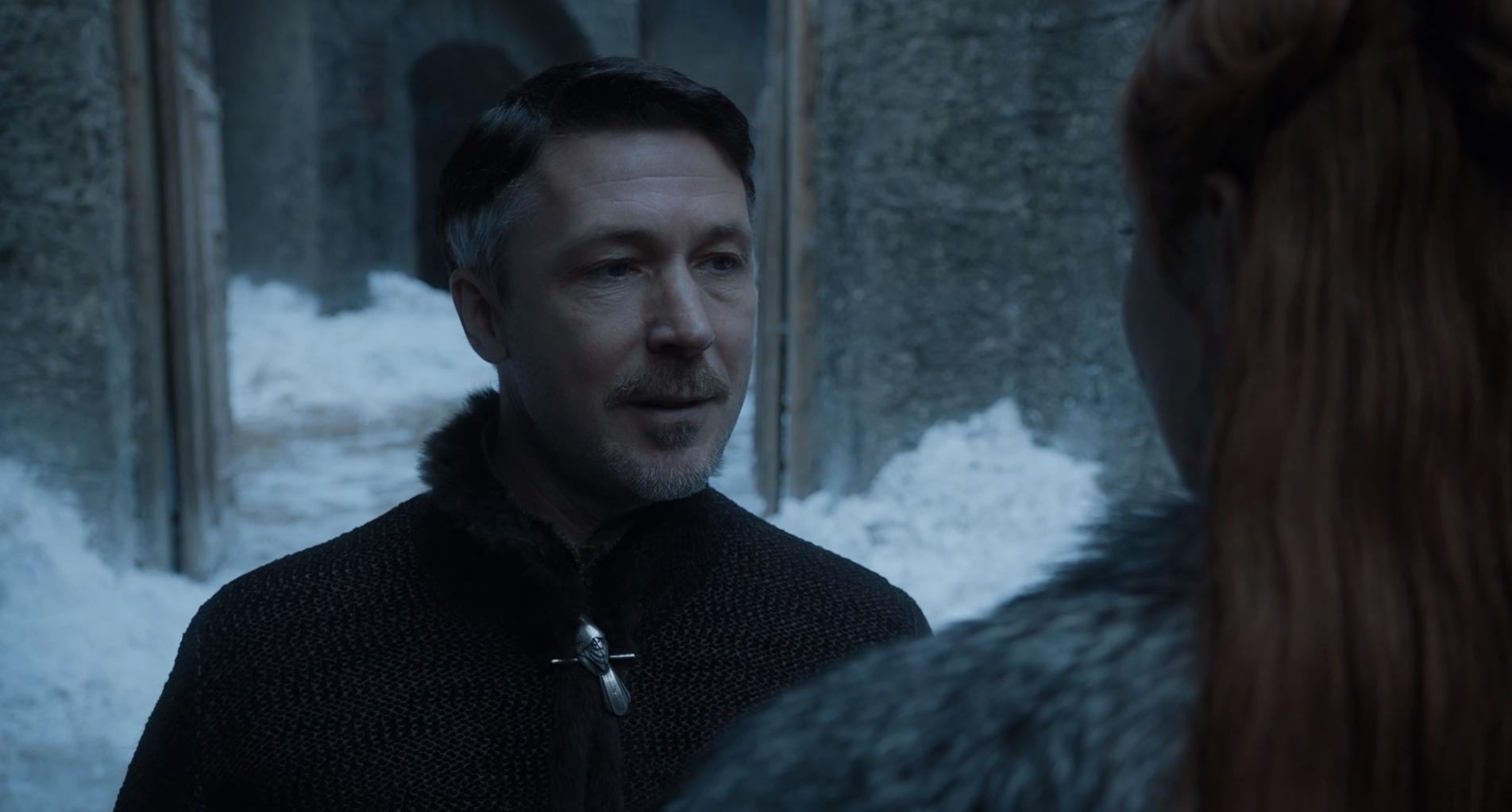 """Aidan Gillen on """"Game of Thrones"""""""