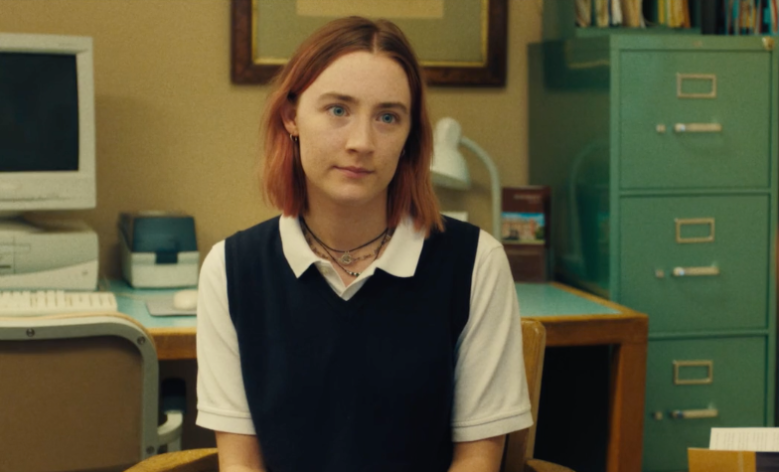 Image result for saoirse ronan lady bird