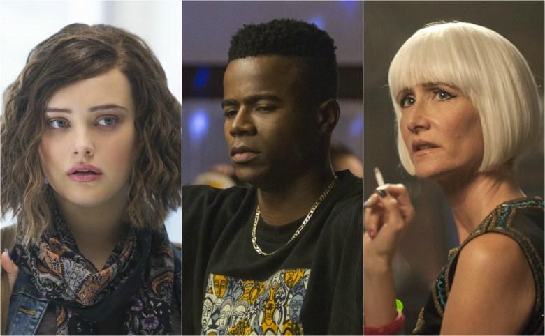 13 Reasons Why Dear White People Twin Peaks Best Scenes 2017 Shocking Moments